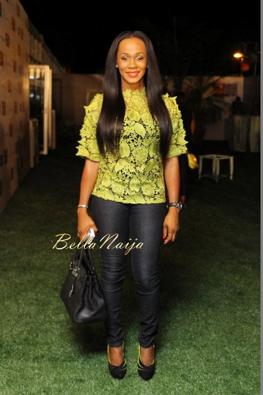 GTBank Lagos Fashion & Design Week 2014 Day 1 Red Carpet - Bellanaija - October2014036