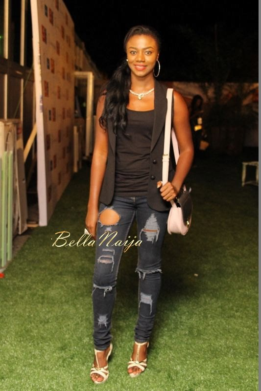 GTBank Lagos Fashion & Design Week 2014 Day 1 Red Carpet - Bellanaija - October2014037