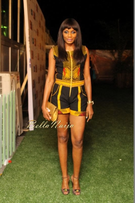 GTBank Lagos Fashion & Design Week 2014 Day 1 Red Carpet - Bellanaija - October2014038