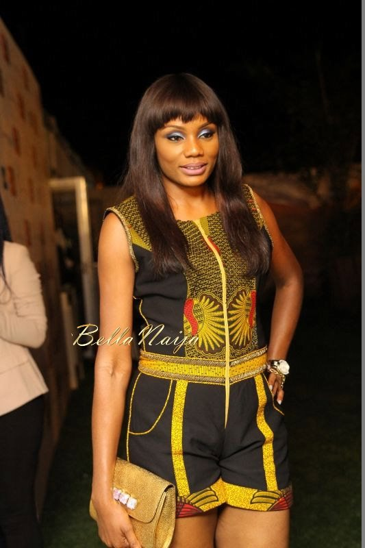 GTBank Lagos Fashion & Design Week 2014 Day 1 Red Carpet - Bellanaija - October2014039