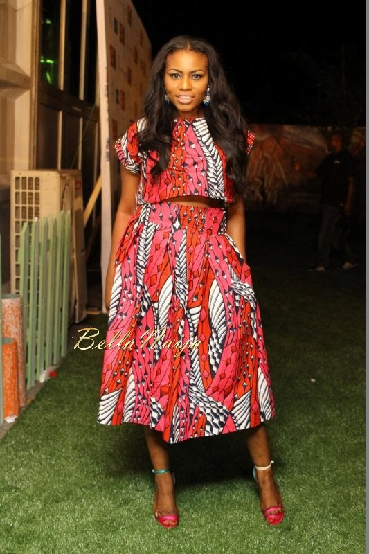 GTBank Lagos Fashion & Design Week 2014 Day 1 Red Carpet - Bellanaija - October2014040