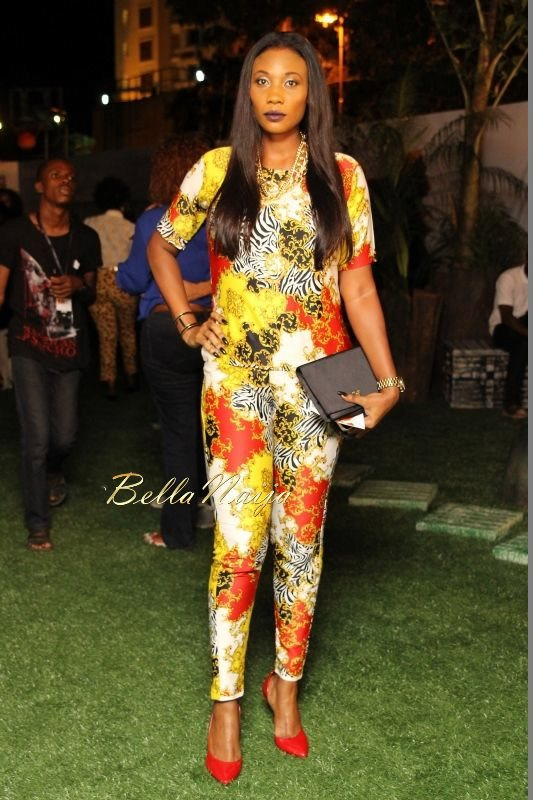 GTBank Lagos Fashion & Design Week 2014 Day 1 Red Carpet - Bellanaija - October2014041