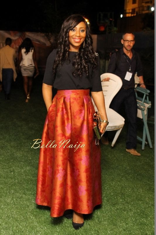 GTBank Lagos Fashion & Design Week 2014 Day 1 Red Carpet - Bellanaija - October2014043