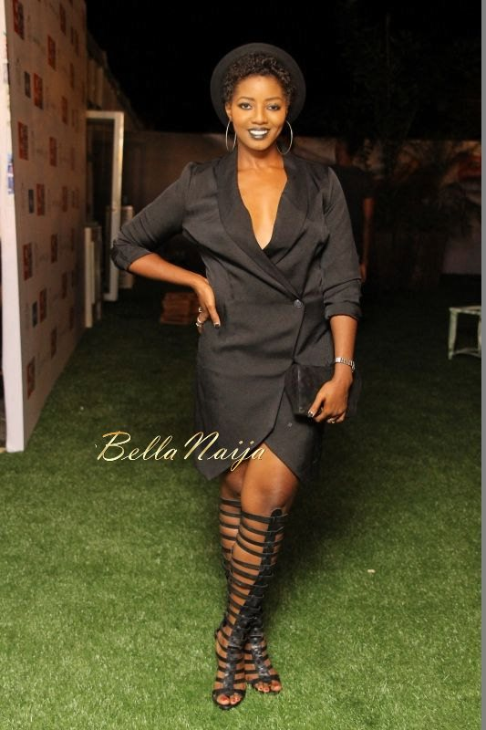 GTBank Lagos Fashion & Design Week 2014 Day 1 Red Carpet - Bellanaija - October2014045