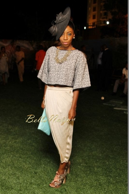 GTBank Lagos Fashion & Design Week 2014 Day 1 Red Carpet - Bellanaija - October2014049
