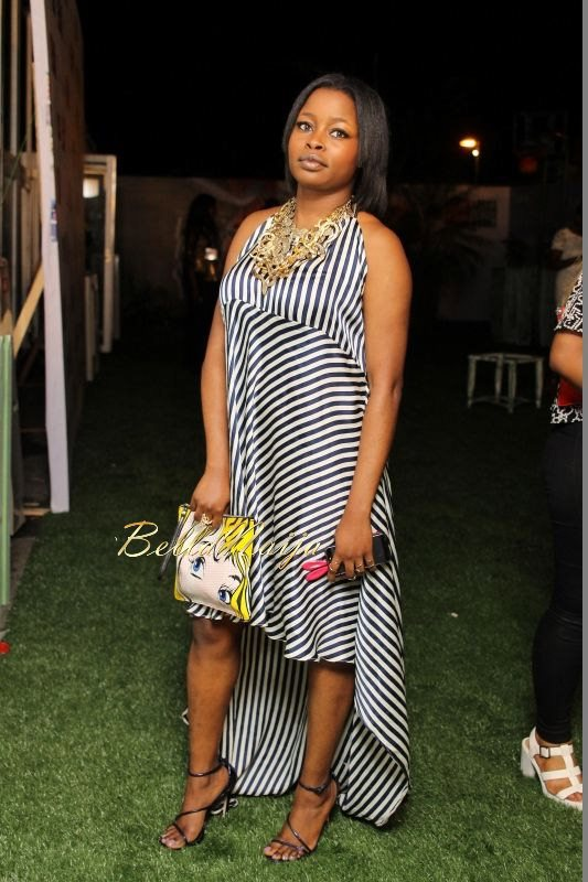 GTBank Lagos Fashion & Design Week 2014 Day 1 Red Carpet - Bellanaija - October2014050