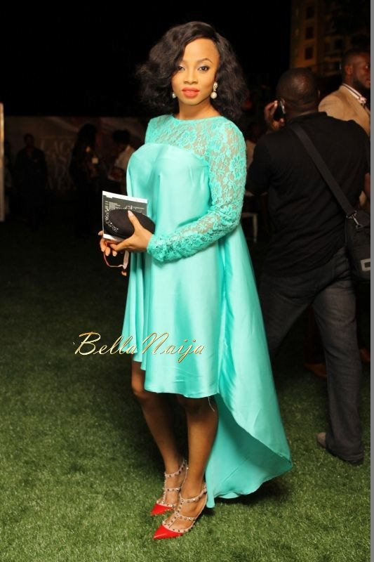 GTBank Lagos Fashion & Design Week 2014 Day 1 Red Carpet - Bellanaija - October2014051