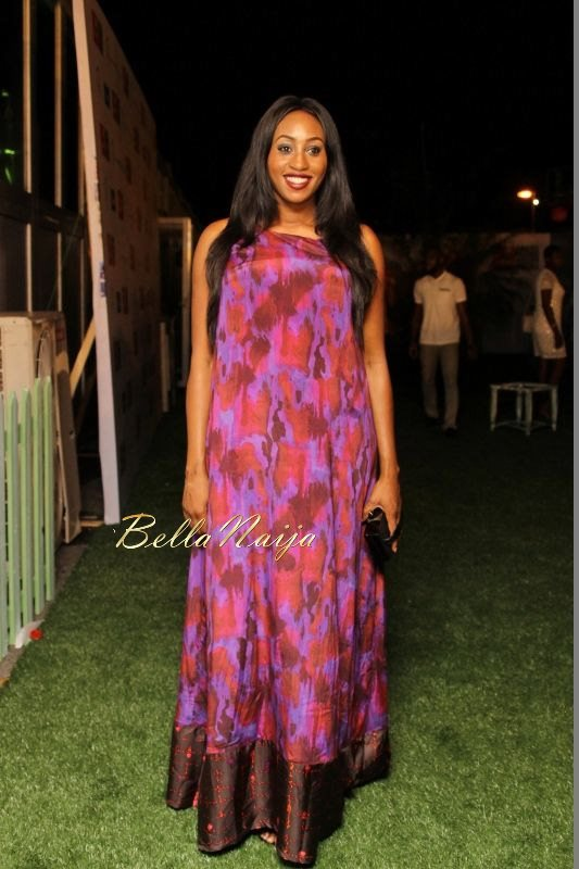 GTBank Lagos Fashion & Design Week 2014 Day 1 Red Carpet - Bellanaija - October2014053