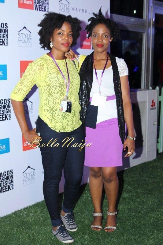GTBank Lagos Fashion & Design Week 2014 Day 2 Red Carpet - Bellanaija - October2014005
