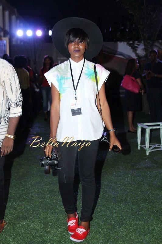GTBank Lagos Fashion & Design Week 2014 Day 2 Red Carpet - Bellanaija - October2014006