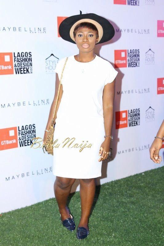 GTBank Lagos Fashion & Design Week 2014 Day 2 Red Carpet - Bellanaija - October2014007