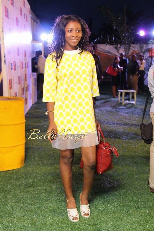 GTBank Lagos Fashion & Design Week 2014 Day 2 Red Carpet - Bellanaija - October2014010