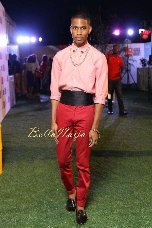 GTBank Lagos Fashion & Design Week 2014 Day 2 Red Carpet - Bellanaija - October2014011
