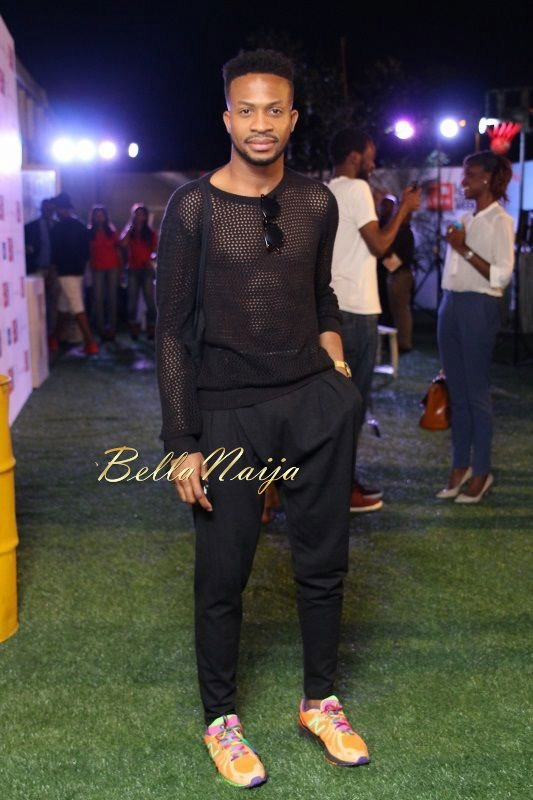 GTBank Lagos Fashion & Design Week 2014 Day 2 Red Carpet - Bellanaija - October2014012