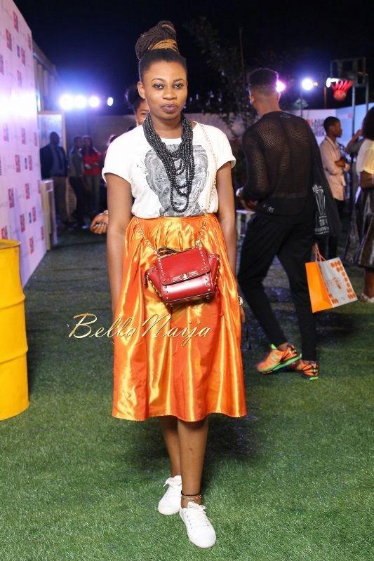 GTBank Lagos Fashion & Design Week 2014 Day 2 Red Carpet - Bellanaija - October2014013