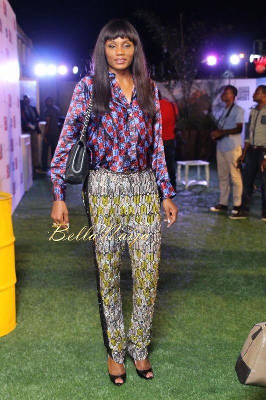 GTBank Lagos Fashion & Design Week 2014 Day 2 Red Carpet - Bellanaija - October2014014