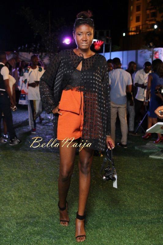 GTBank Lagos Fashion & Design Week 2014 Day 2 Red Carpet - Bellanaija - October2014015