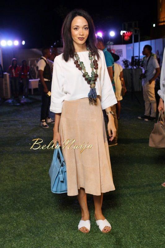 GTBank Lagos Fashion & Design Week 2014 Day 2 Red Carpet - Bellanaija - October2014017
