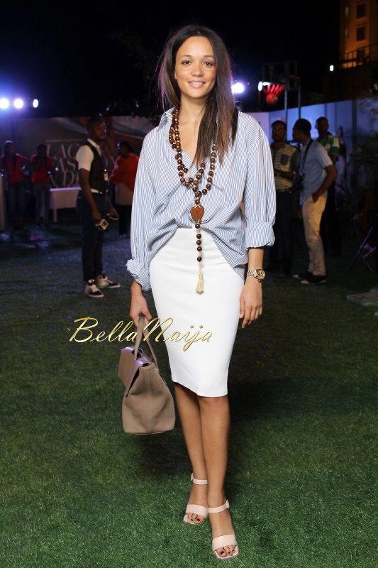 GTBank Lagos Fashion & Design Week 2014 Day 2 Red Carpet - Bellanaija - October2014018