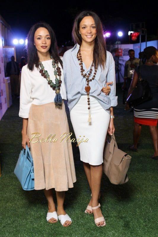GTBank Lagos Fashion & Design Week 2014 Day 2 Red Carpet - Bellanaija - October2014019