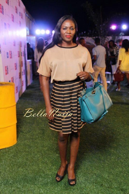 GTBank Lagos Fashion & Design Week 2014 Day 2 Red Carpet - Bellanaija - October2014020