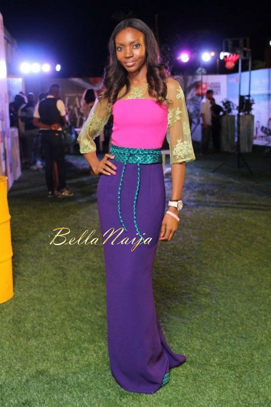 Gtbank Lagos Fashion Design Week 2014 Day 2 Eccentric