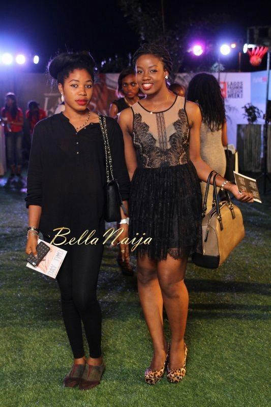 GTBank Lagos Fashion & Design Week 2014 Day 2 Red Carpet - Bellanaija - October2014022