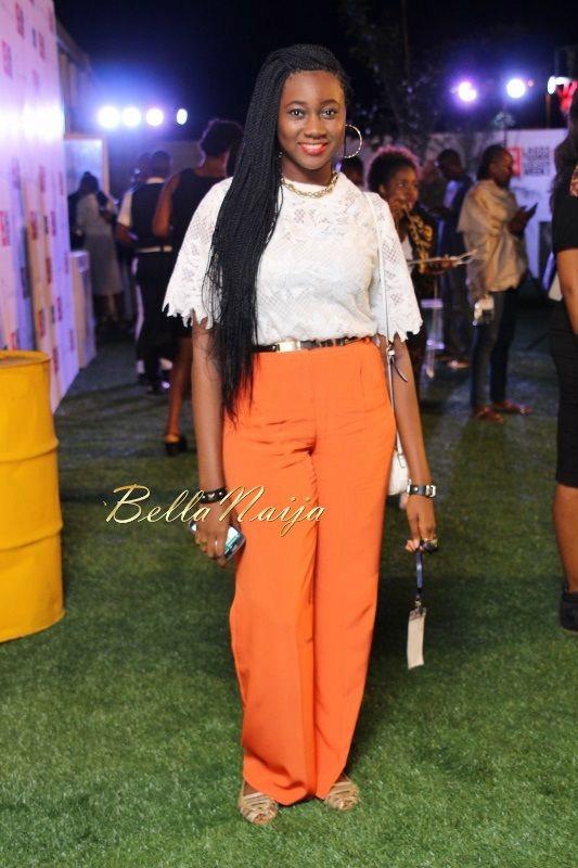 GTBank Lagos Fashion & Design Week 2014 Day 2 Red Carpet - Bellanaija - October2014024