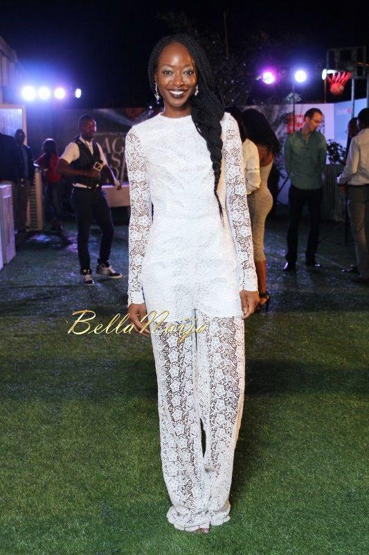 GTBank Lagos Fashion & Design Week 2014 Day 2 Red Carpet - Bellanaija - October2014026