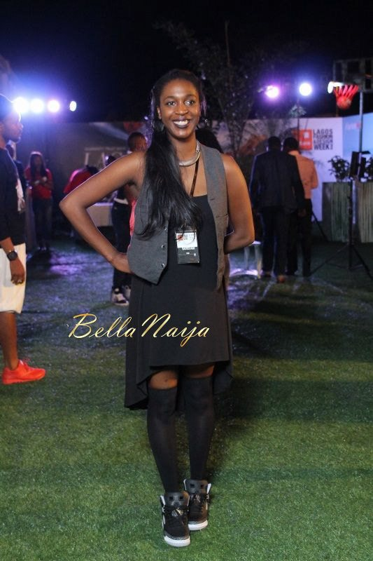 GTBank Lagos Fashion & Design Week 2014 Day 2 Red Carpet - Bellanaija - October2014027