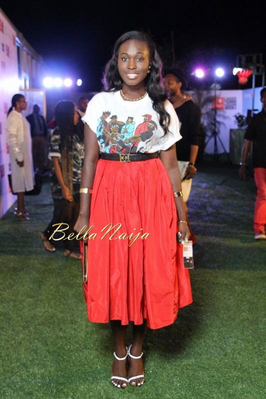 GTBank Lagos Fashion & Design Week 2014 Day 2 Red Carpet - Bellanaija - October2014028