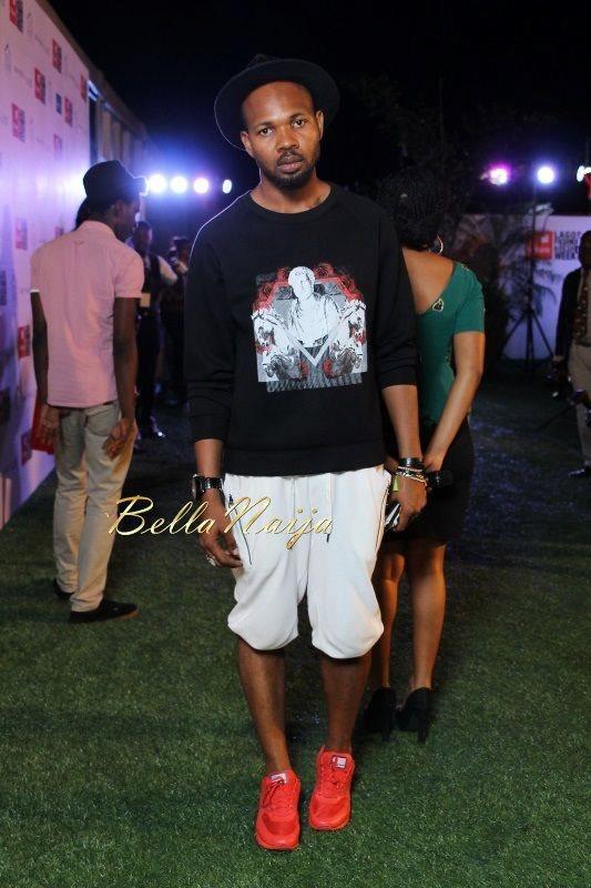 GTBank Lagos Fashion & Design Week 2014 Day 2 Red Carpet - Bellanaija - October2014029