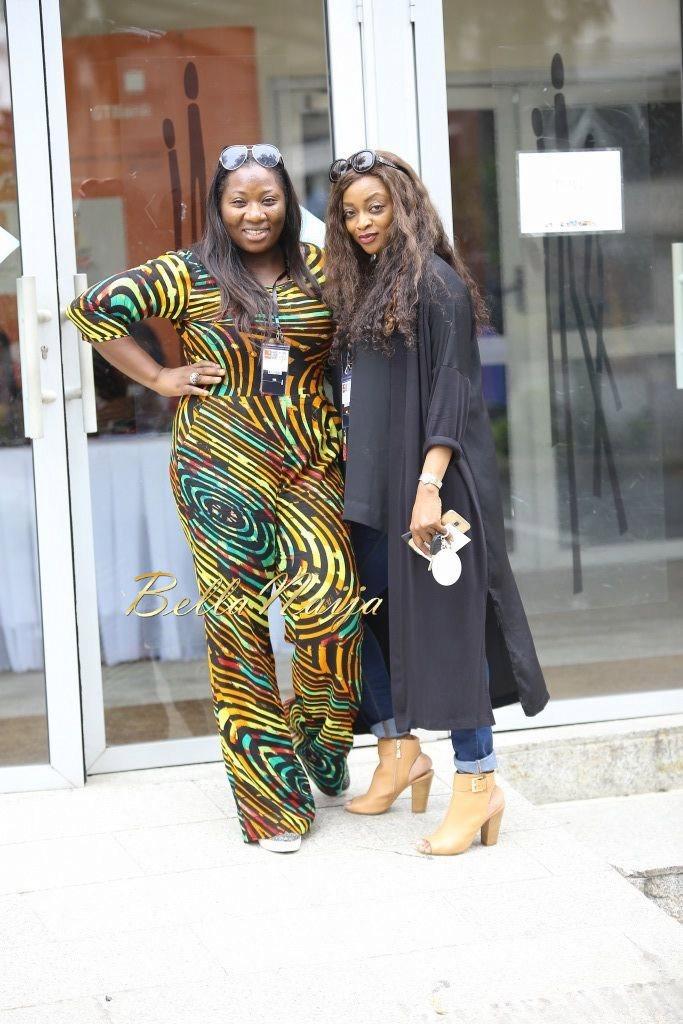GTBank Lagos Fashion & Design Week 2014 Day 2 Red Carpet - Bellanaija - October2014030