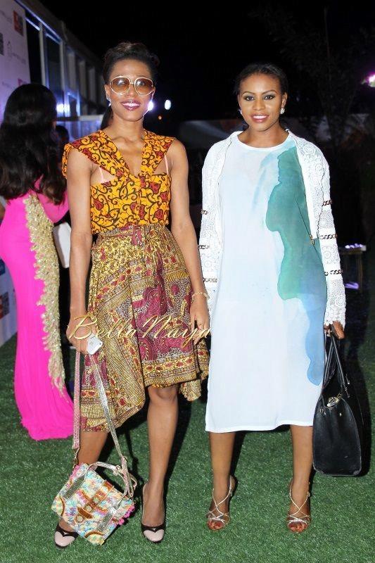 GTBank Lagos Fashion & Design Week 2014 Day 2 Red Carpet - Bellanaija - October2014032
