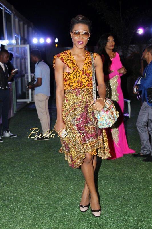 GTBank Lagos Fashion & Design Week 2014 Day 2 Red Carpet - Bellanaija - October2014033