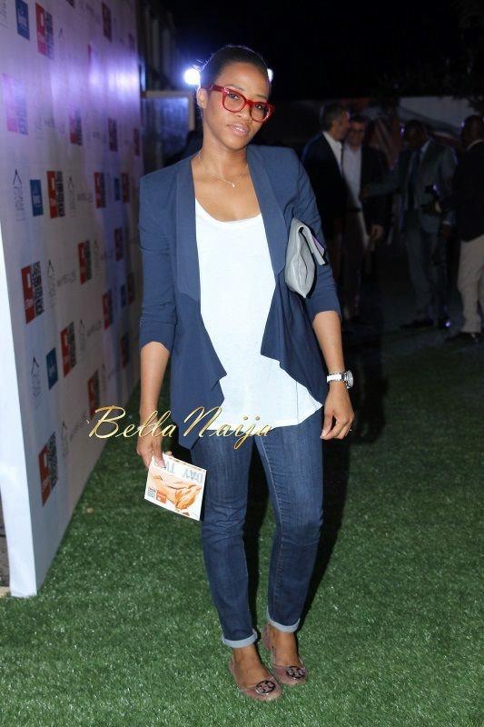 GTBank Lagos Fashion & Design Week 2014 Day 2 Red Carpet - Bellanaija - October2014035