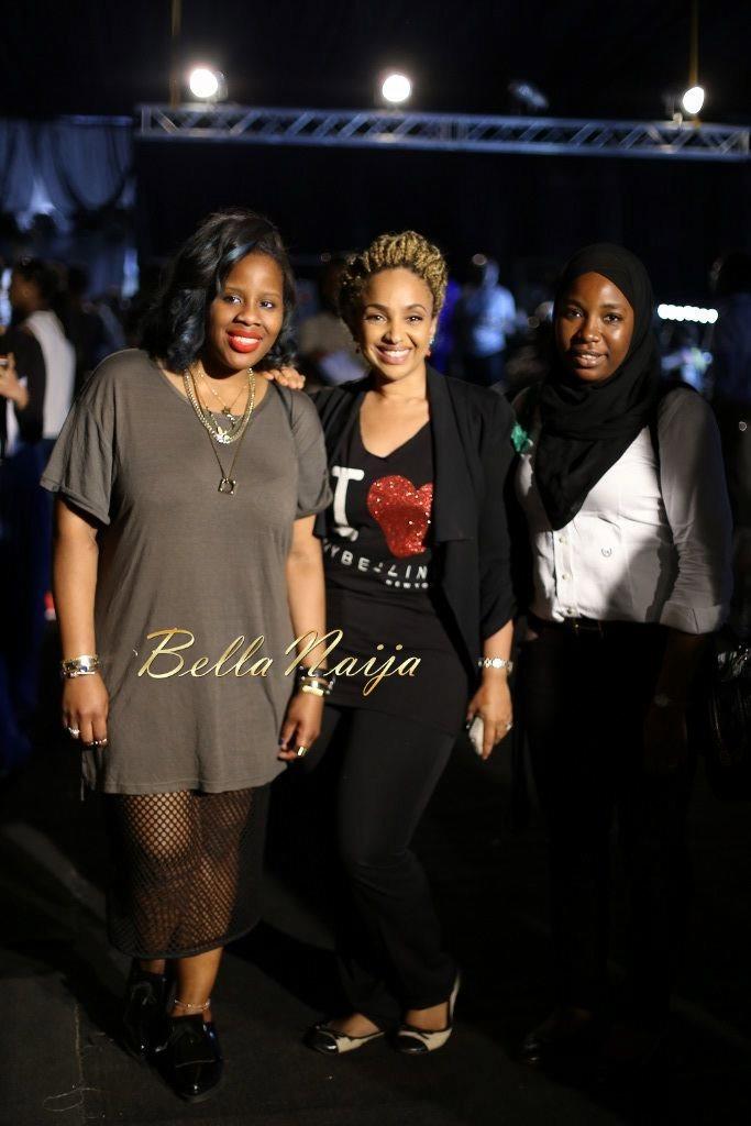 GTBank Lagos Fashion & Design Week 2014 Day 2 Red Carpet - Bellanaija - October2014036