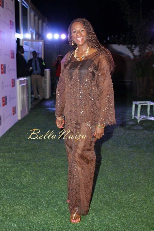GTBank Lagos Fashion & Design Week 2014 Day 2 Red Carpet - Bellanaija - October2014039