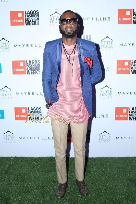 GTBank Lagos Fashion & Design Week 2014 Day 2 Red Carpet - Bellanaija - October2014046