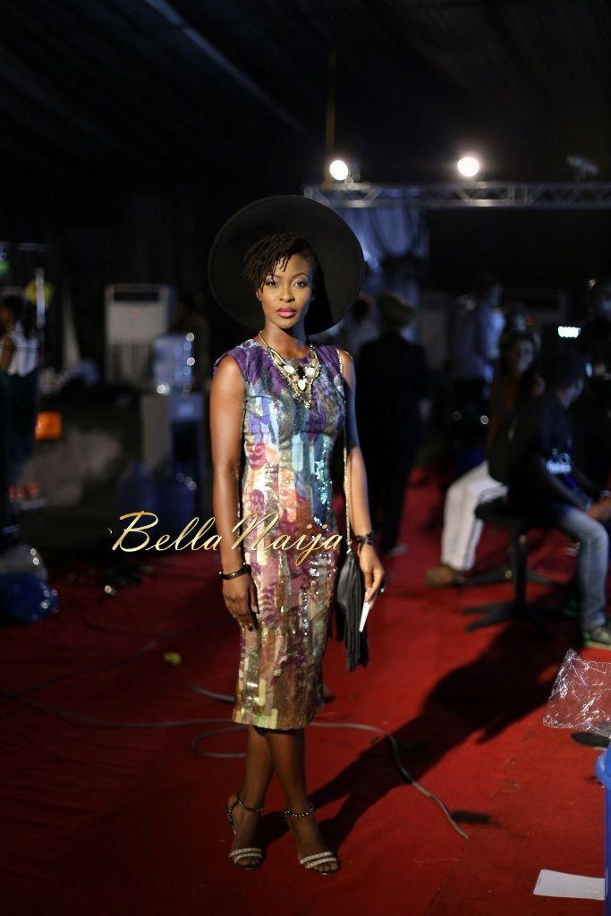 GTBank Lagos Fashion & Design Week 2014 Day 2 Red Carpet - Bellanaija - October2014050