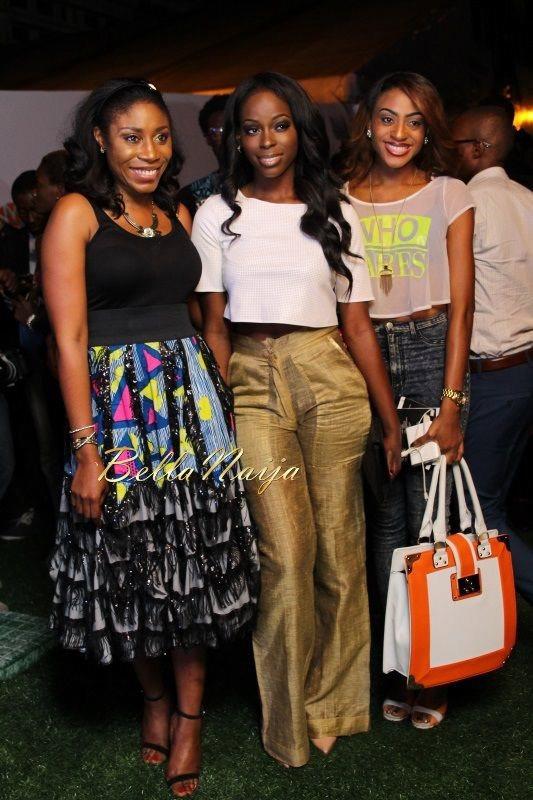 GTBank Lagos Fashion & Design Week 2014 Day 2 Red Carpet - Bellanaija - October2014055