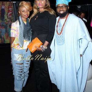 GTBank Lagos Fashion & Design Week 2014 Day 2 Red Carpet - Bellanaija - October2014056
