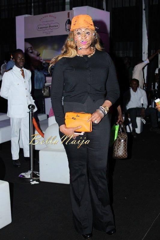 GTBank Lagos Fashion & Design Week 2014 Day 2 Red Carpet - Bellanaija - October2014057