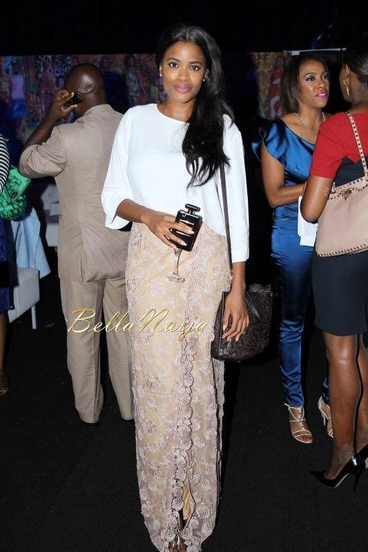 GTBank Lagos Fashion & Design Week 2014 Day 2 Red Carpet - Bellanaija - October2014058