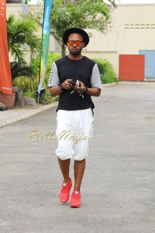 GTBank Lagos Fashion & Design Week 2014 Day 2 Street Style - Bellanaija - October2014004