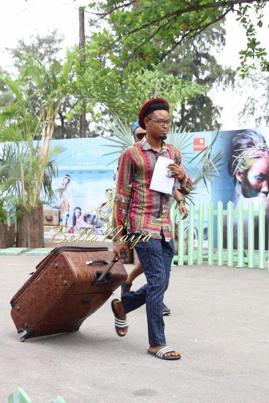GTBank Lagos Fashion & Design Week 2014 Day 2 Street Style - Bellanaija - October2014006