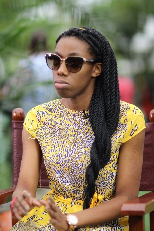 GTBank Lagos Fashion & Design Week 2014 Day 2 Street Style - Bellanaija - October2014010