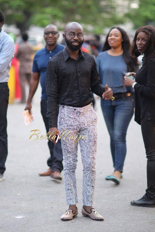 GTBank Lagos Fashion & Design Week 2014 Day 2 Street Style - Bellanaija - October2014016