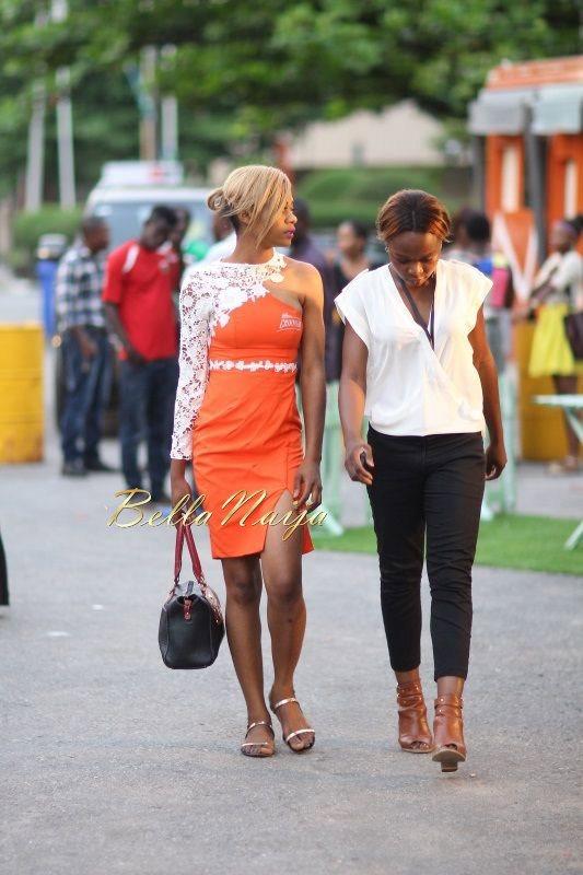 GTBank Lagos Fashion & Design Week 2014 Day 2 Street Style - Bellanaija - October2014019