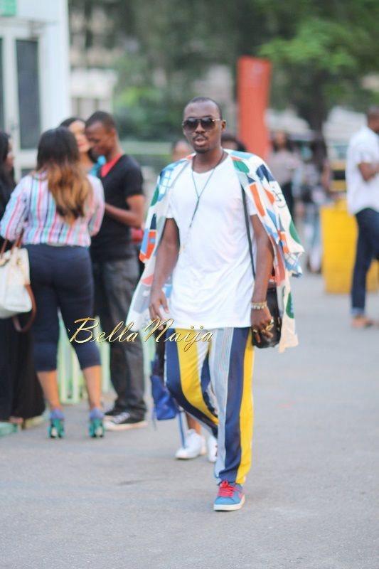 GTBank Lagos Fashion & Design Week 2014 Day 2 Street Style - Bellanaija - October2014020